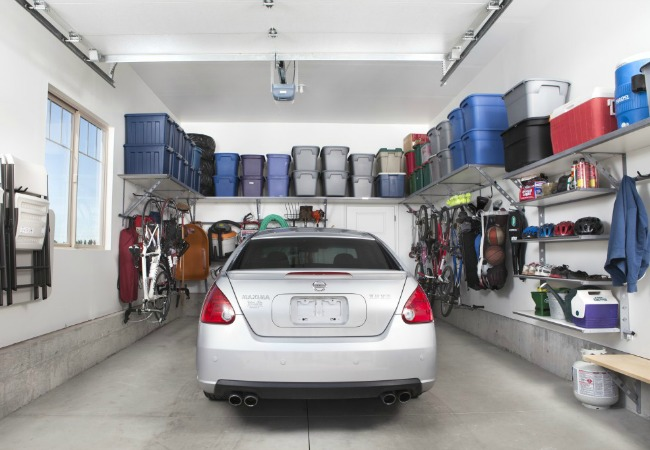 garage cleaning Bluffton sc